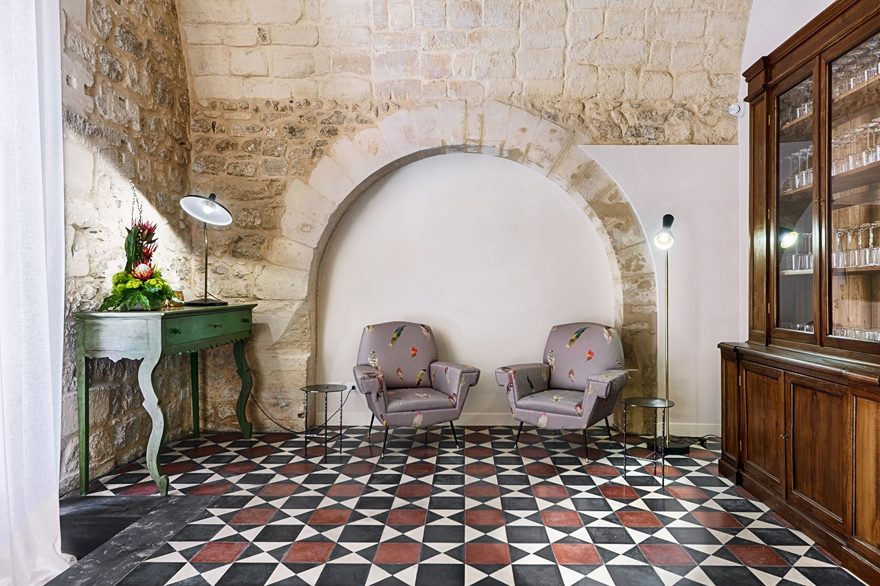 AD1768 luxury hotel Pavimenti Sansone